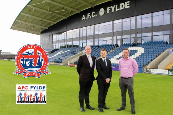 AFC Fylde Football ground